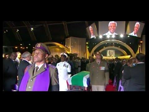 Nelson Mandela Buried at Qunu Ancestral Home