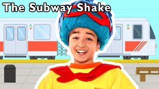 The Subway Shake and More | NEW VIDEO | Baby Songs from Mother Goose Club!