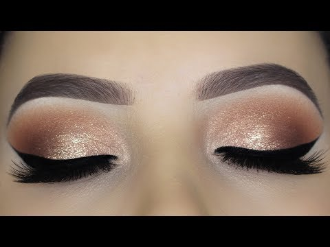 Easy Soft Glam Eye Makeup Tutorial