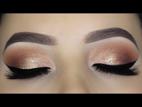 Easy Soft Glam Eye Makeup Tutorial