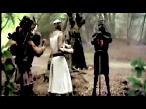 Monty Python's Holy Grail - The Black Knight video
