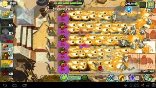 [Lived 08/02/14] Part 2 Pyramid of Doom Level 111 FirePeashooter