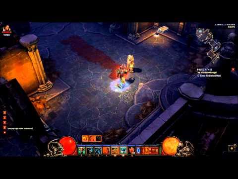 Diablo 3 - The Butcher's Sickle - Legendary Axe
