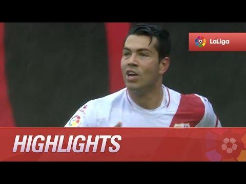 Highlights Rayo Vallecano (2-3) Real Madrid
