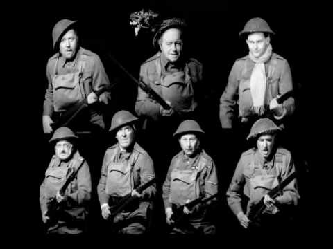 Dad's Army: Full Theme Song, Unheard Lyrics video