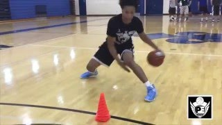 Drills and Skills Basketball - Killer Crossover Tutorial