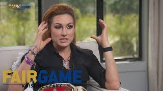 """Ronda Rousey Hides When She Loses"": WWE Superstar Becky ""The Man"" Lynch Wants 1:1 Match 