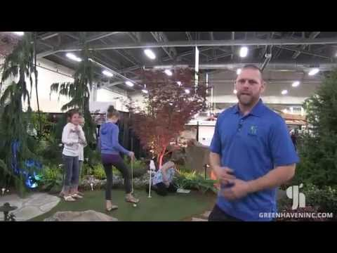 Home Putting Green Installation by Greenhaven Landscapes in Vancouver WA