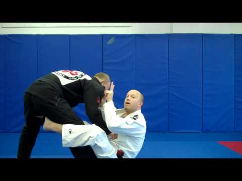 Technique of Month (November 2012) - Pendergrass Academy - De La Riva Guard Image 1