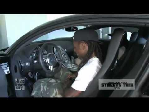 Lil Wayne Bugatti Veyron Youtube