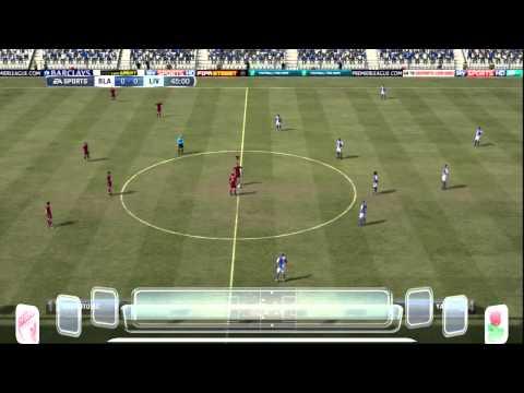 FIFA 12 LIVERPOOL Career Mode S1 EP44 v BLACKBURN ROVERS (manual & legendary)