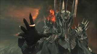 MineCraft Map and Skins - Lord Of The Rings - Sauron and Gimli