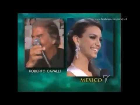 Elisa Najera Cuarta Finalista de Miss Universo 2008