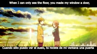 Isshuukan Friends AMV - Be Somebody (lyrics/Letra)