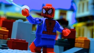 Lego Spider-Man - Spin a Web