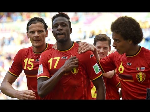 BELGIUM's highlights 1-0 Russia | 2014 World Cup Group H | 2014/06/22