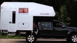 Автодом Bimobil на шасси Nissan Navara от Яхты на колесах +74955092027