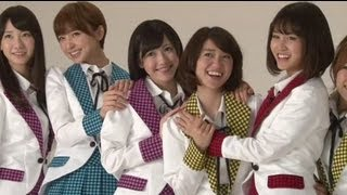 【PSP/PS Vita】「AKB1/149 恋愛総選挙」プロモーション映像 / AKB48[公式]