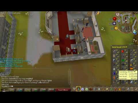 RuneScape Constitution and other Updates