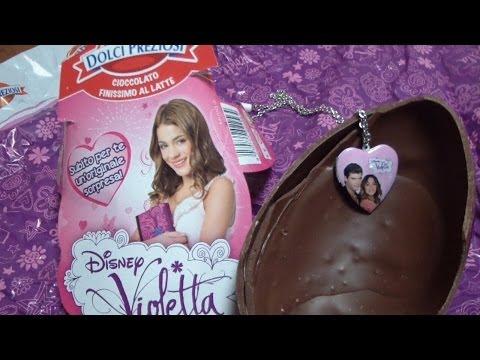 VIOLETTA 2 DISNEY | Easter Egg Surprise