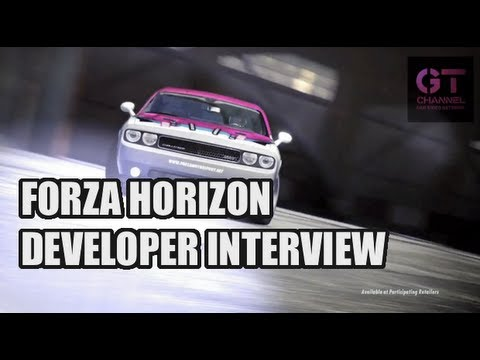 Forza Motorsport Horizon Developer Interview