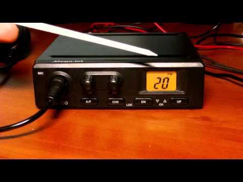 Как переделать диапазон в автомобильной радиостанции