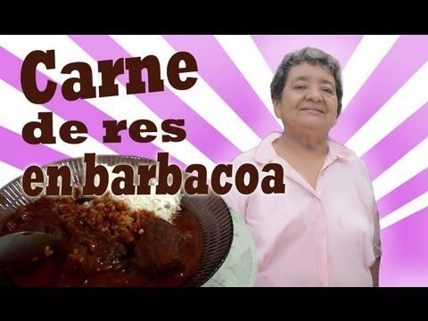 Carne de res en barbacoa - al estilo de la abuela Oti