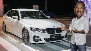 TINJAUAN AWAL: BMW 330i M Sport G20 2019 di Malaysia - RM328,800