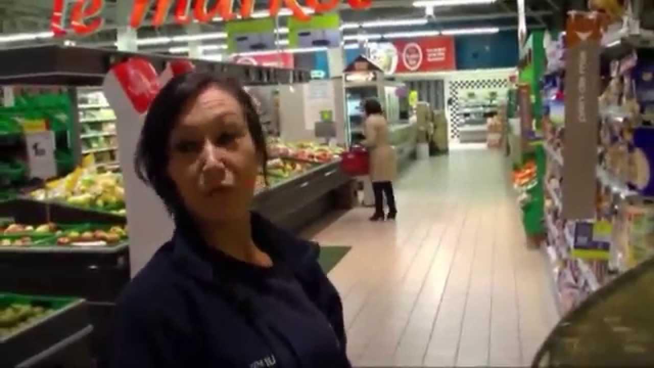 CARREFOUR MARKET Reims Luton  découvrez léquipe en vidéo  ~ Carrefour Market Bois Guillaume