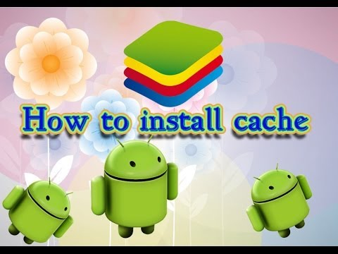 How to install OBB or Data File (Cache) For Bluestacks