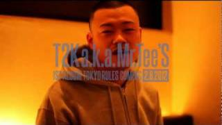 T2K a.k.a. Mr.Tee - TOKYO RULES Interview