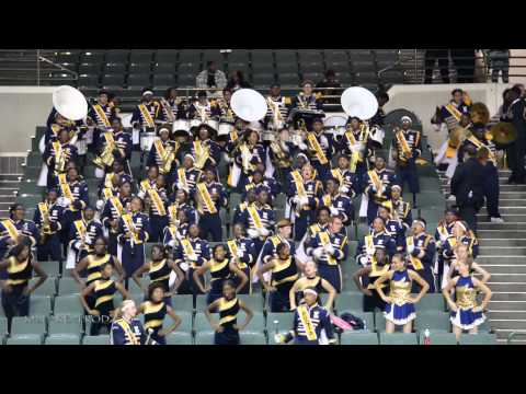 Euclid High School Marching Band - 400 Degreez - 2014