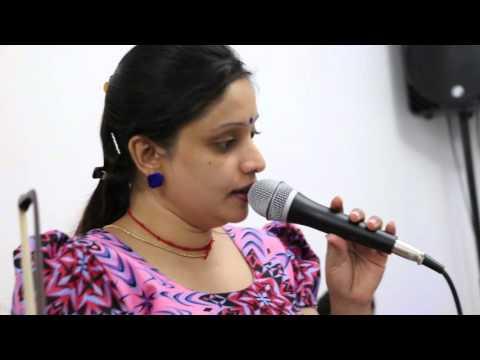 LEKHA AJAY SHYAMA MEKHAM PRACTICE TIME WITH BULLETS DUBAI 2015