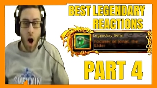 BEST LEGION LEGENDARY DROP REACTIONS [Part 4]