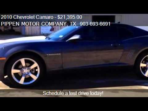 2010 Chevrolet Camaro 1LT for sale in Carthage, TX 75633 at