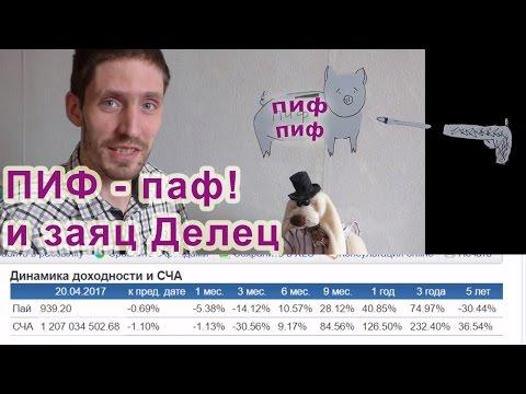 ПИФ имени Меня (2014 - 2017)