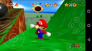 Sou Muito Ruim Nesse Jogo Do Nintendo 64!!!Super Mario 64