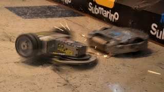 Apolkalipse vs. Touro Classic - Ultimate Robot Combat 2015