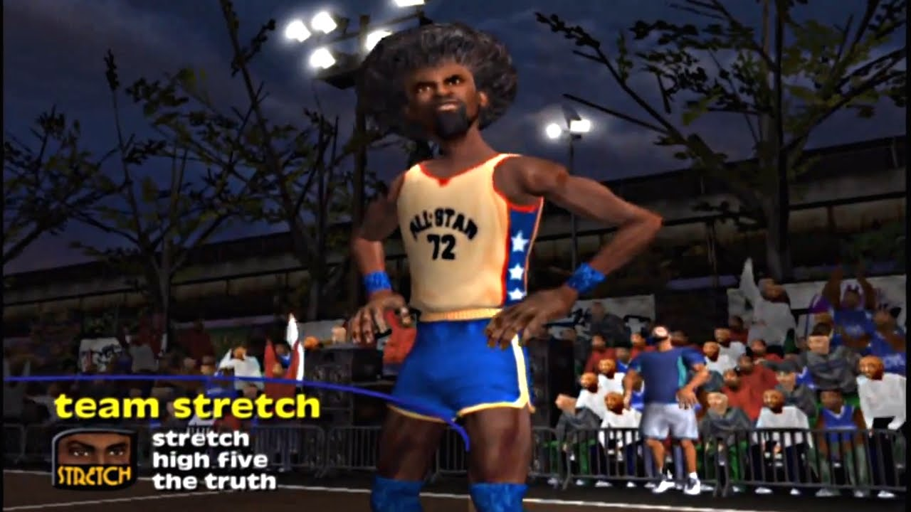 33 | NBA Street | City Circuit | Street Challenge #6 | Stretch - YouTube