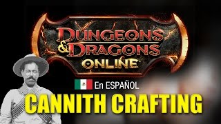Crafting 1 - Dungeons and Dragons Online en Español