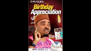 SAOTI AREWA BIRTHDAY APPRECIATION 2018 LATEST ISLAMIC ARTIST BIRTHDAY CELEBRATION
