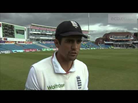 Alastair Cook left to rue defeat to New Zealand at Headingley