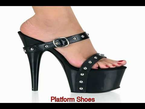 Pleaser Shoes Sexy High Heels and Boots