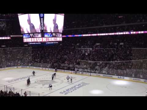 Blue Jackets Dubinsky Sends Game 4 to OT klip izle