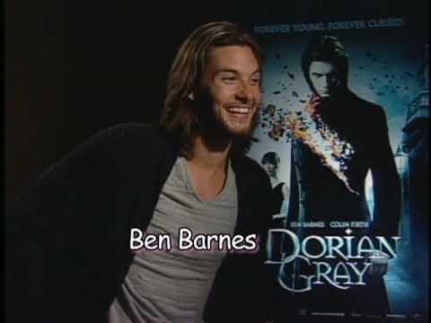 Ben Barnes Dorian Gray Stephen Holt Show @ TIFF'09