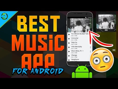 The BEST App To Download Music On ANDROID For FREE! (High Quality Songs with ALBUM Covers) 2017