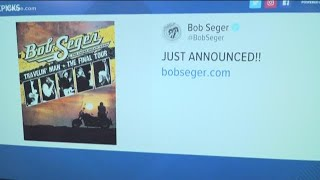 Bob Seger announces final tour, including show date in metro Atlanta