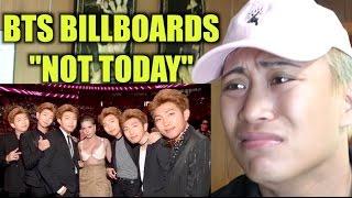 """BTS PERFORMED """"NOT TODAY"""" AT BILLBOARD MUSIC AWARDS #BTSBBMAs"""