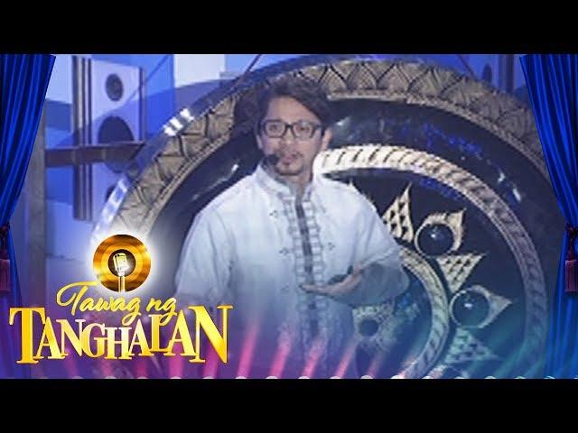 Tawag Ng Tanghalan: Hurados give Jhong a standing ovation