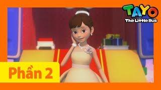 Tayo Phần2 Tập26 l NGÀY ĐẶC BIỆT CỦA HANA l Tayo xe buýt bé nhỏ l Phim hoạt hình cho trẻ em